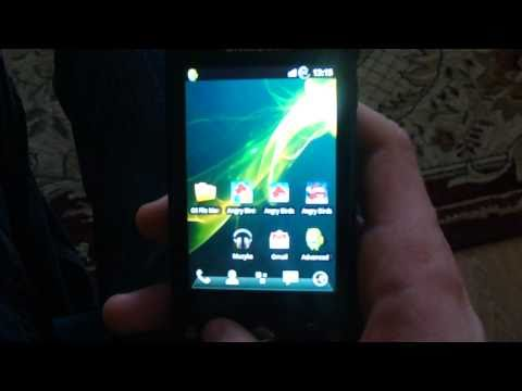 Samsung Galaxy Spica i5700 HONEYCOMB MOD