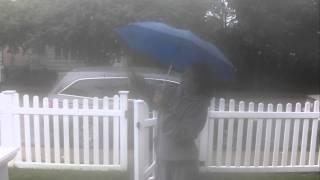 Hurricane Irene Hourly Weather Update