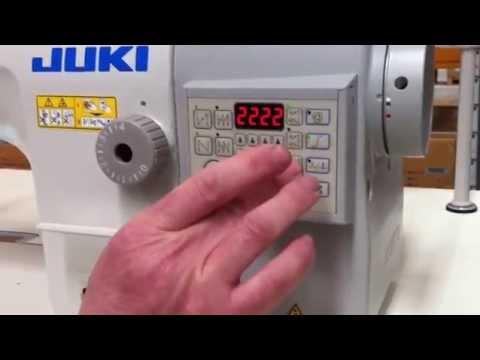 JUKI DDL 8700B-7 Direct Drive High Speed Lockstitch Machine