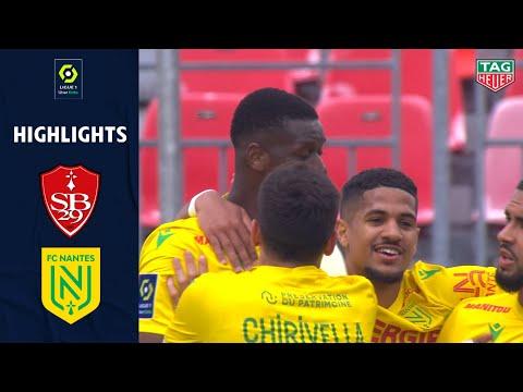 Brest Nantes Goals And Highlights
