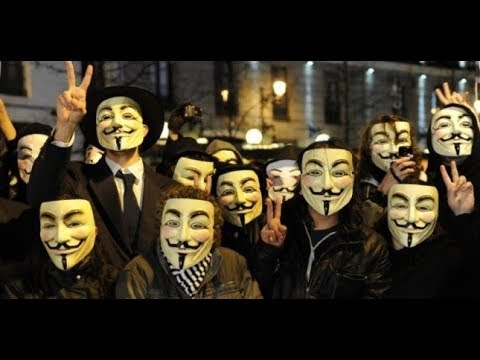 LES ANONYMOUS DOCUMENTAIRE 2017