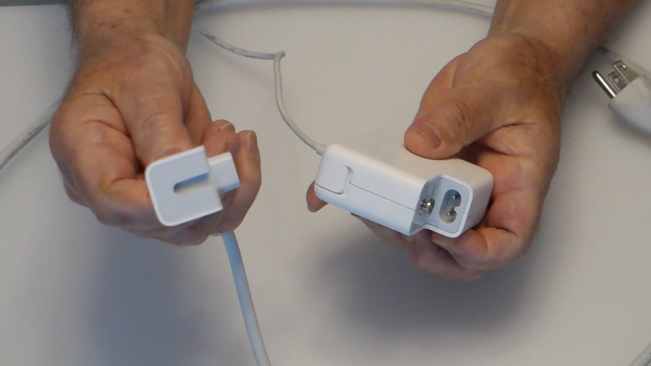 How To Fix Apple MagSafe Power Adapter Cable For 5