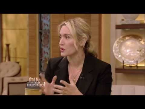Kate Winslet Live With Kelly and Michael 10 09 2015