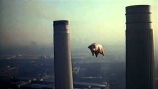 Pink Floyd - Pigs on the wing, parts 1 & 2 (8-track version) HD.