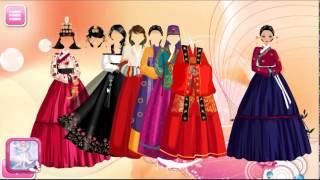 Korean Hanbok Dress Up Games