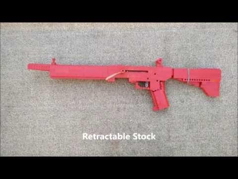Lego Gun Mk I