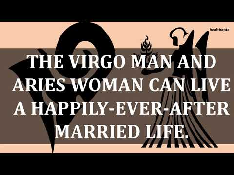 ARIES WOMAN WITH VIRGO MAN
