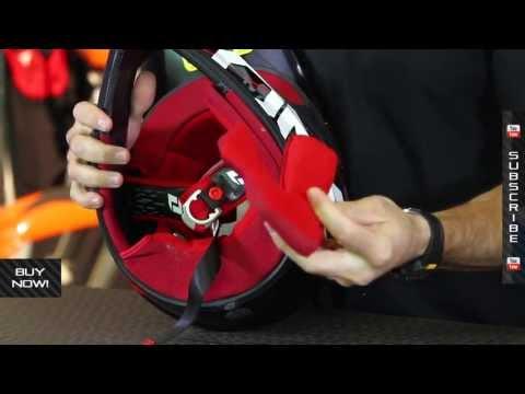 One Industries Atom Cypher Helmet from Motorcycle-Superstore.com