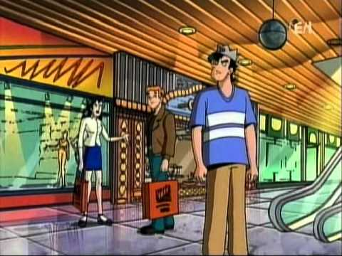 Archie's Weird Mysteries - Mega-Mall of Horrors