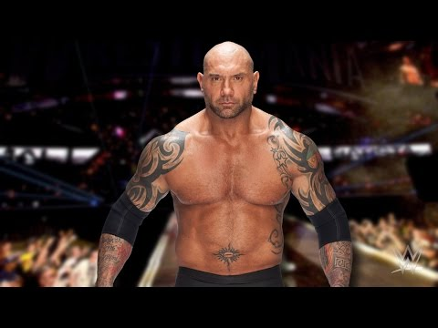 Batista WWE Wrestlemania 30 Promo Theme Song For 30 minutes - I Walk Alone(Cover)