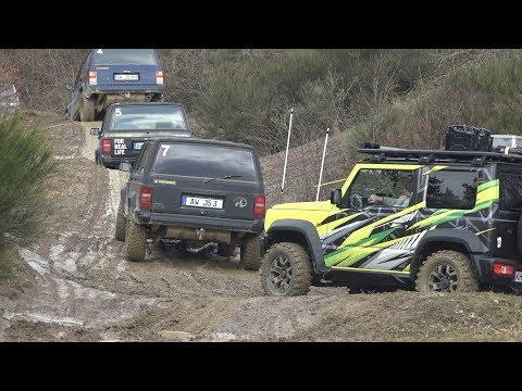Der neue Suzuki Jimny- gegen Jeep Cherokee 09.02.2020