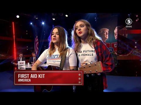First Aid Kit - America (Simon & Garfunkel) @ Filip & Fredriks valvaka