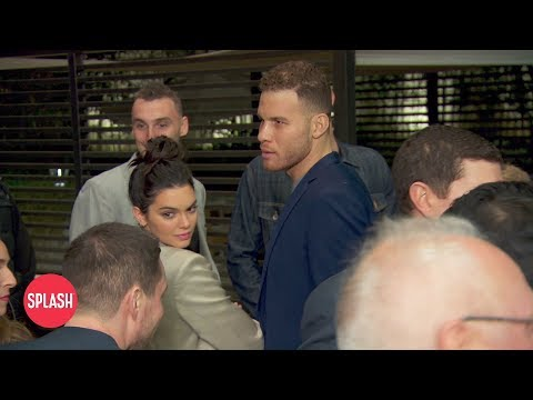Kendall Jenner and Blake Griffin Appear Together at Event | Daily Celebrity News | Splash TV
