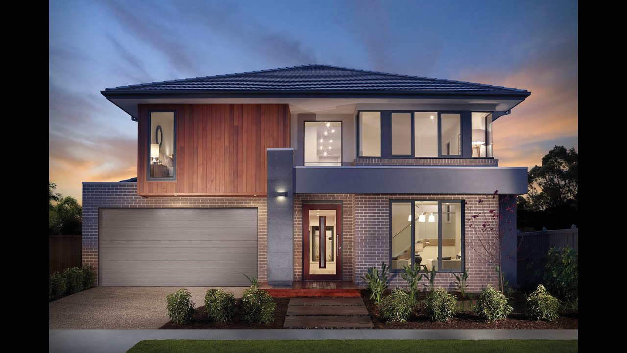 Latitude 37 best houses australia keysborough display home youtube