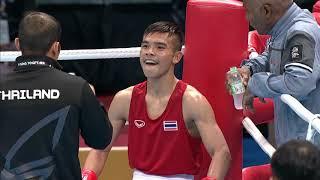 KL2017 29th SEA Games | Boxing - 49kg-52kg FINALS - 🇹🇭 THA vs  🇮🇩 INA | 24/08/2017