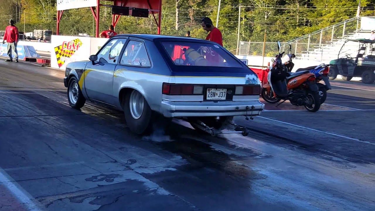 Quan Spain S Chevrolet Chevette Drag Car
