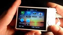 Samsung WiFi 16 mp HD Digital Camera Model: ST150F Wireless Target $89.99 Smart HD Video Panaramic