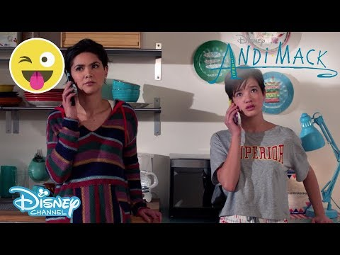 Andi Mack | Season 2 Episode 30 First 5 Minutes | Disney Channel UK