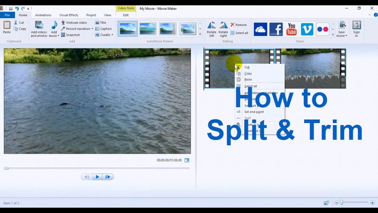 windows movie maker �������