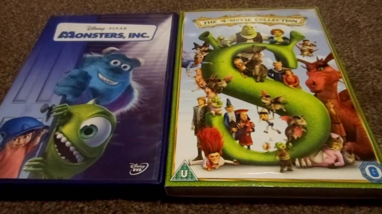 Family Guy Season 2 And The Good Dinosaur Uk Dvd Unboxing By
