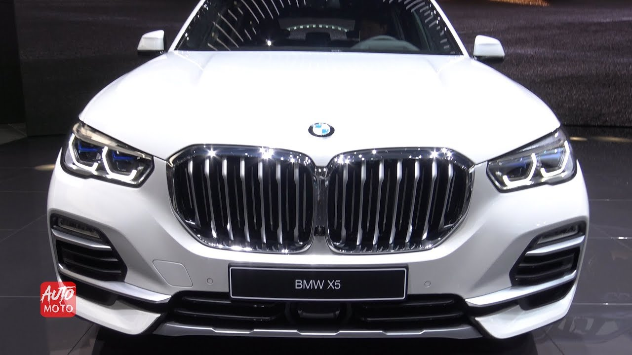 The New 2020 Bmw X5 45e Exterior And Interior Debut At