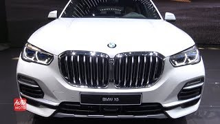 The NEW 2020 BMW X5 45e - Exterior And Interior - Debut at Geneva Motor Show 2019