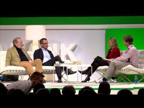 Avanza Forum 2013 - Ulf Kristersson & Erik Lallerstedt: Jobba till 75?