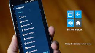 Button Mapper | Remap your keys | Add Button Shortcut in Your Android Using Button Mapper screenshot 5