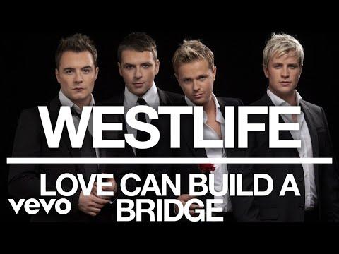 Lirik lagu Love Can Build A Bridge