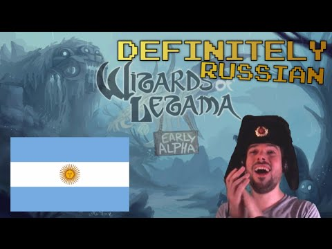 Wizards of Lezama - Argentinian game - Early alpha analysis