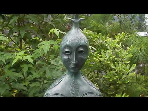 Leonora Carrington sculptor and her magical creatures - Part I