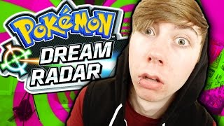 POKEMON DREAM RADAR (Nintendo 3DS Gameplay Video)