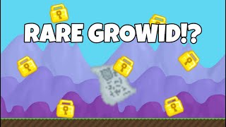😱 Growtopia | Friend Buys A Rare GrowID! (Ft. ChubbyQt of Legend)