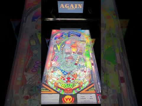 Arcade1up Pinball Hurricane Gameplay from Kevin F