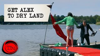 Get Alex to Dry Land | Full Task
