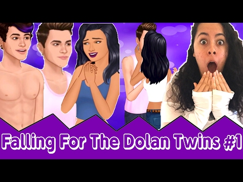 Falling For The Dolan Twins! I KISSED THE WRONG TWIN!! - Episode #1