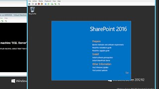 Installing SharePoint 2016 - Video 4