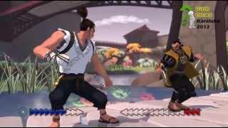 Karateka 2012 - Gameplay e Dicas - HD - PC