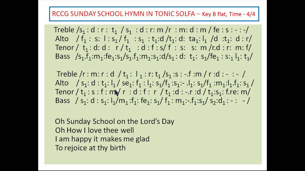 Redeemed Christian Church Of God Hymn Book