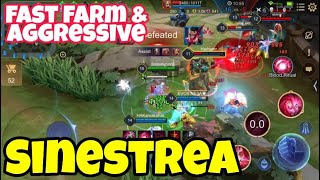 Sinestrea Why so Good?? Fast Farm & OP Damage