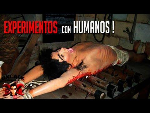 💀 EXPERIMENTOS CON HUMANOS EN MÉXICO Mockumentary @Oxlack