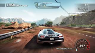 Nfs hot pursuit , online race 68 , sun sand and supercars 03:00:58 ,  hypers PS3
