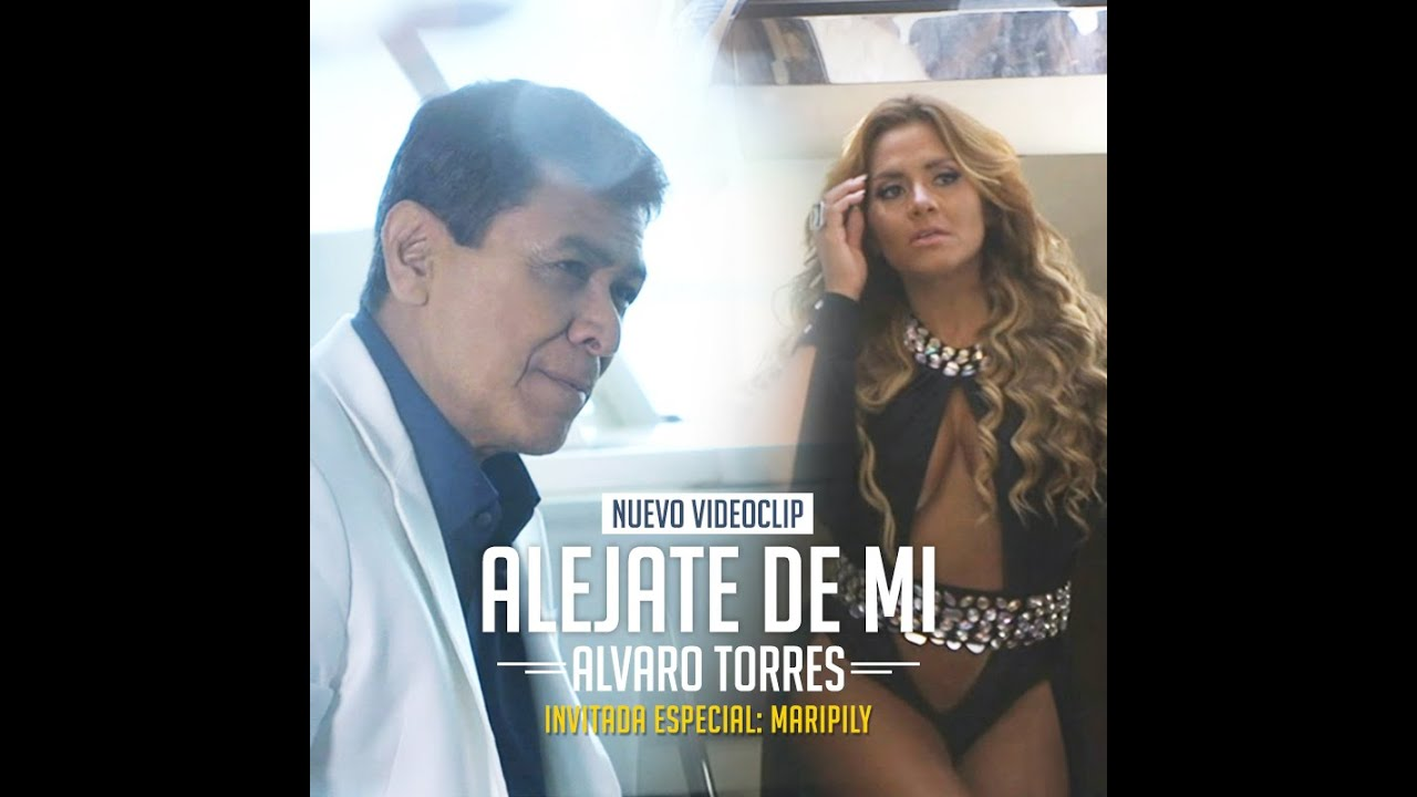 Descargar - Alvaro Torres - Alejate De Mi - Video Oficial 2016