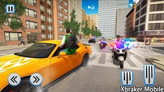 Police Moto Bike Chase - Police vs Real Gangster - Android Gameplay FHD