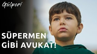 Gülperi   4.Bölüm - Süpermen Gibi Avukat!