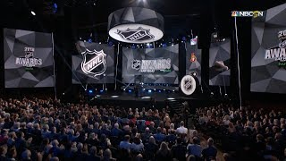 Relive the 2018 NHL Awards