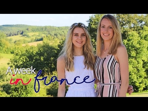 A week in France // Travel Vlog