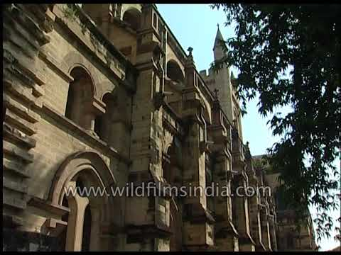 All Saints Cathedral Church in Allahabad