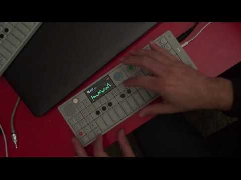 "OP-1 ""Making a Track #3"" with the Internal Radio"