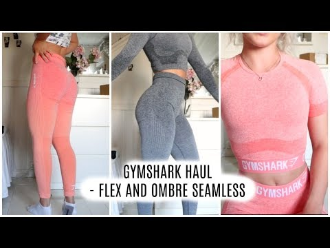 8593fa0087 GYMSHARK → AN HONEST REVIEW   TRY ON